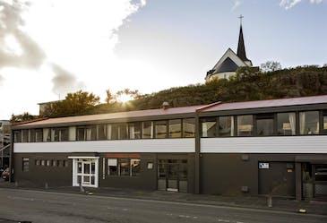 Borgarfjörður en super économique