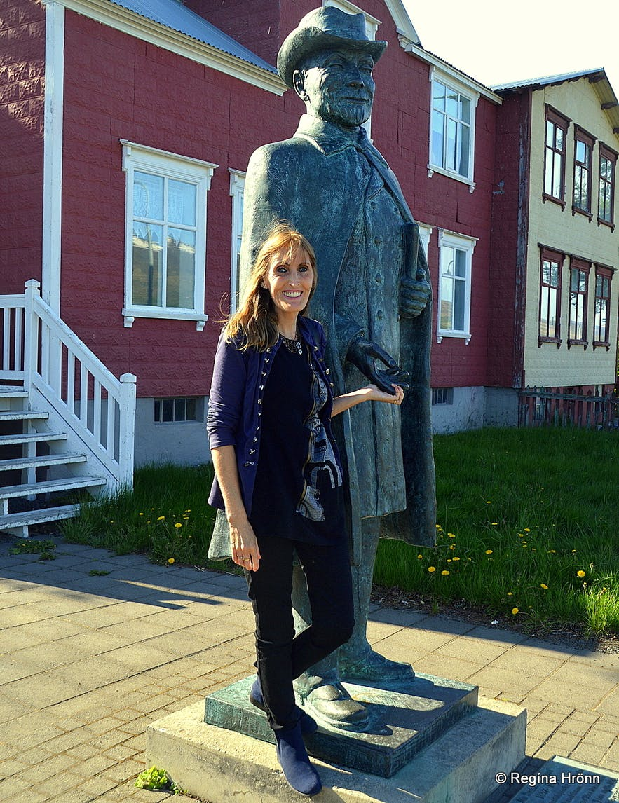 Nonnahús and Nonni - the Honorary Citizen of Akureyri the Capital City of North-Iceland