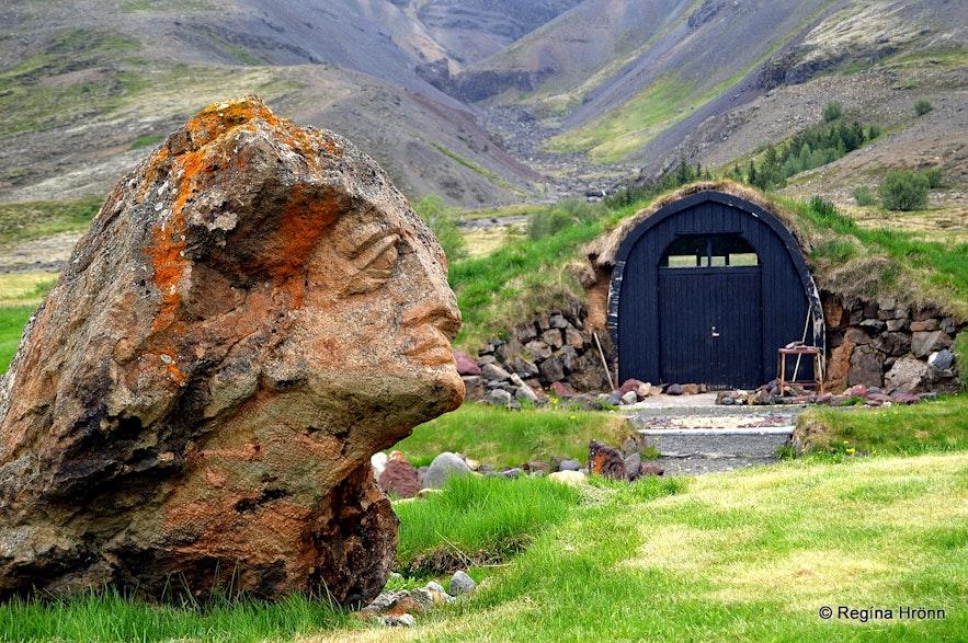 Húsafell West-Iceland