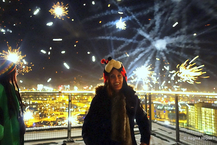 Celebrating New Year's Eve in Reykjavík, the Capital City of Iceland