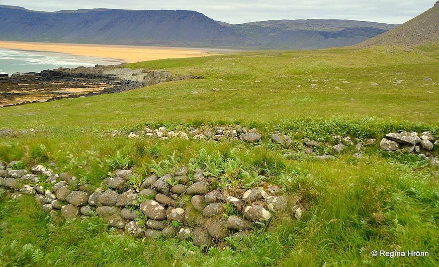 Sjöundá farm where the murders took place