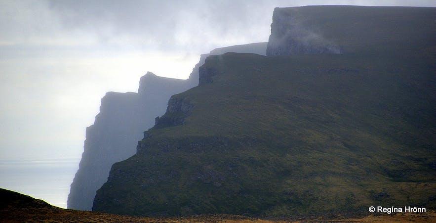 Keflavíkurbjarg cliffs