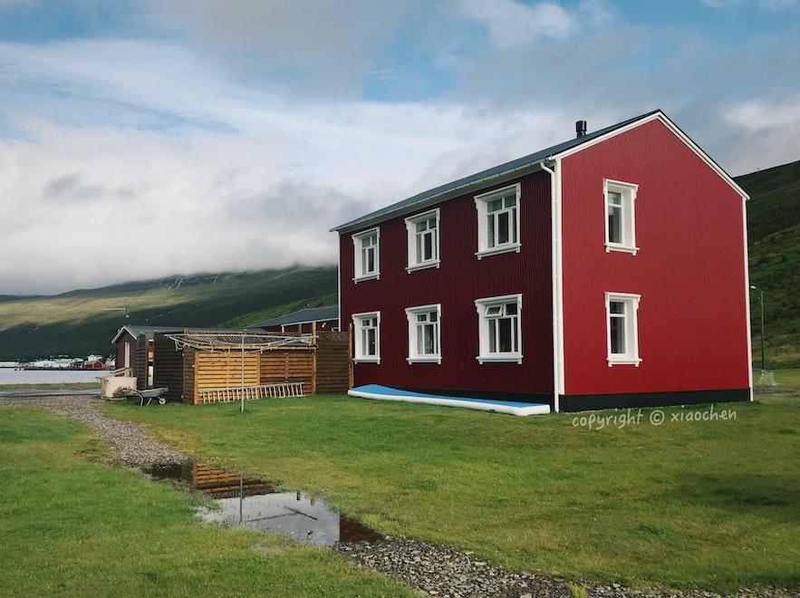 冰岛民宿的入住流程非常容易