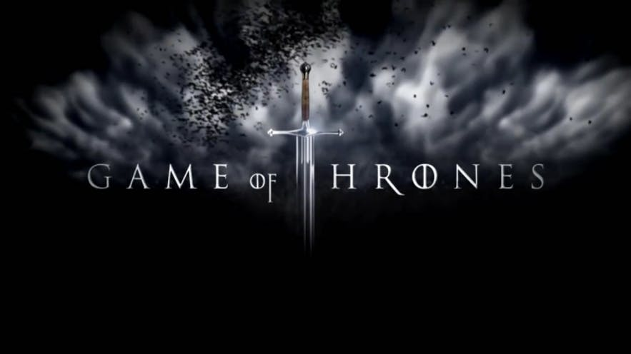 Game of Thrones banner.