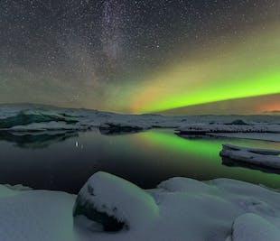 11 dni, samodzielna podróż | Zimowa wycieczka na południe i wschód Islandii