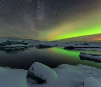 Autotour hiver de 11 jours | Découverte du Sud et de l'Ouest de l'Islande
