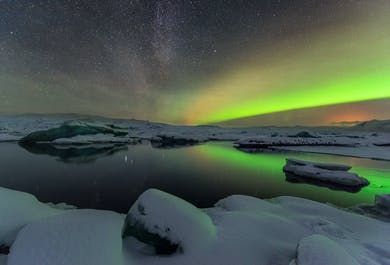 11-Day Winter Self-Drive | South Coast Elements and West Iceland