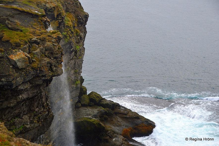 Soaking in the Geosea Geothermal Sea baths in Húsavík
