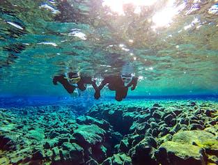 Cercle d'Or et snorkeling à Silfra   Petit groupe et photos gratuites