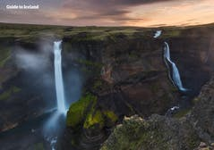 Háifoss _ Waterfall _ South _ Summer _ WM (1).jpg