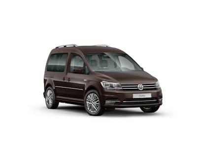 Volkswagen Caddy Life Manual 2015