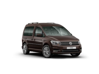 Volkswagen Caddy Life Manual 2015