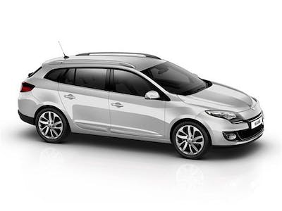 Renault  Megane Station Manual 2015