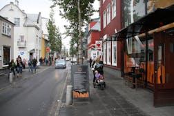 Laugavegur (Main Street)