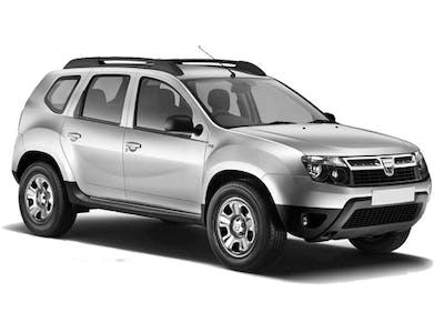 Dacia  Duster Manual 4x4 2017 - 2018