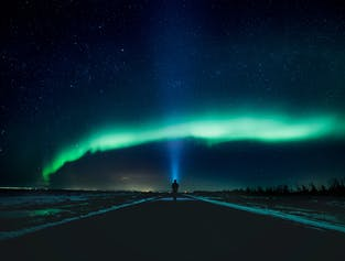 Private Luxury Northern Lights Tour