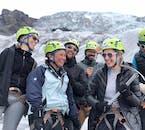 Wybierz się na wycieczkę po lodowcu w rezerwacie Skaftafell.
