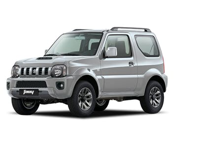 Suzuki Jimny 4x4  Manual 4x4 2015-  2017