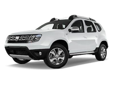 Dacia Duster Manual 2017