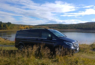 Thingvellir National Park |  Private day Tour in a  luxury Mercedes Benz V-class