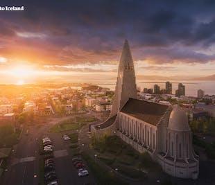 Kreuzfahrt-Ausflug | Sightseeing in Reykjavik & Halbinsel Reykjanes