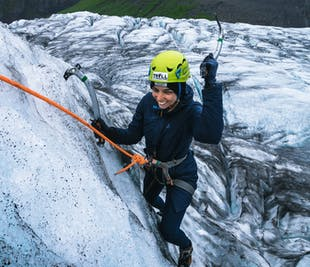 Scalata sul ghiacciaio e passeggiata a Skaftafell