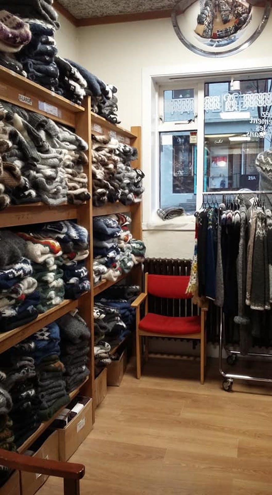 Icelandic Clothing & Fashion Brands