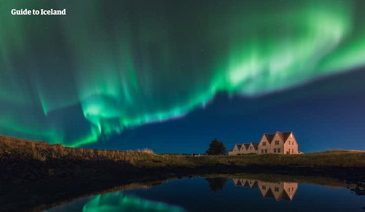 Jaga norrsken | Superjeeptur med fotograf