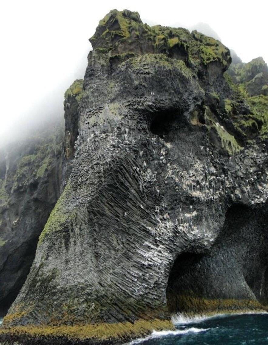 西人岛象石-The Elephant Rock