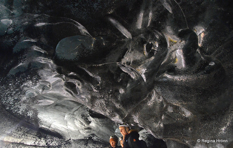 Katla ice cave South-Iceland