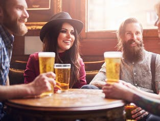 Pub Crawl with Locals | Reykjavik Bar Tour