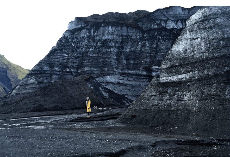 冰島米達爾斯冰川