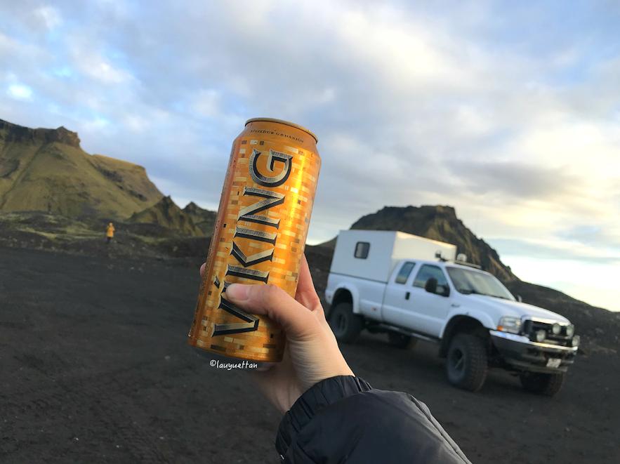 冰島啤酒Viking