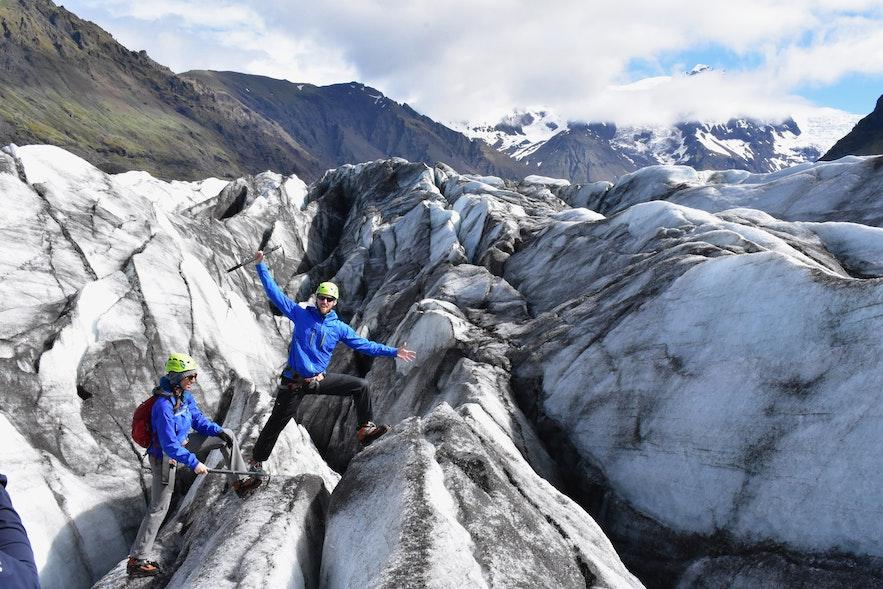 富有激情的冰岛人