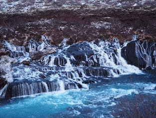 Private Jeep Tour | Hvalfjordur – hot springs and waterfalls, Krauma hot relax