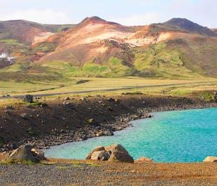 Private Jeep Tour | Reykjanes Peninsula + Blue Lagoon + Lava Tunnel