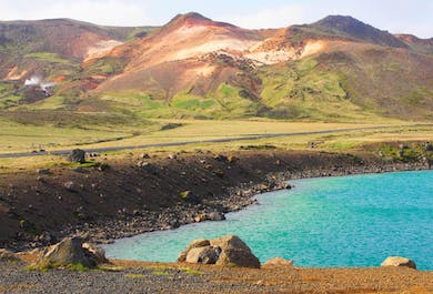 Private Jeep Tour | Reykjanes Peninsula, Blue Lagoon,  Lava Tunnel & Northern Lights
