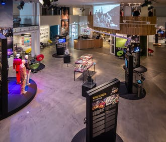 Icelandic Museum of Rock 'n' Roll | Admission Ticket