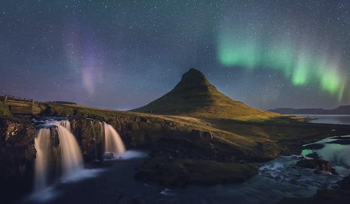 13天12夜冰岛冬季北极光环岛跟团套餐|一号环岛公路景区+斯奈山半岛+雷克雅未克