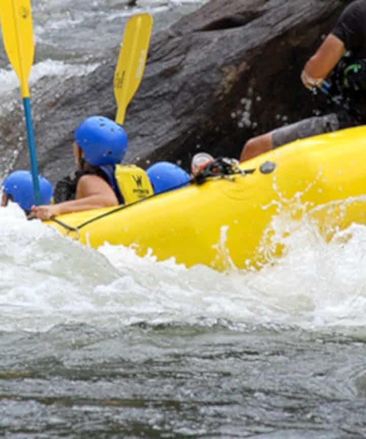 Escursioni di rafting