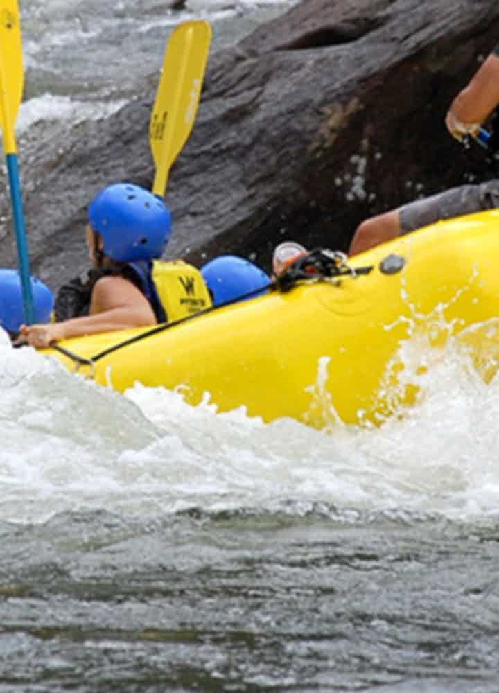 Excursions Rafting
