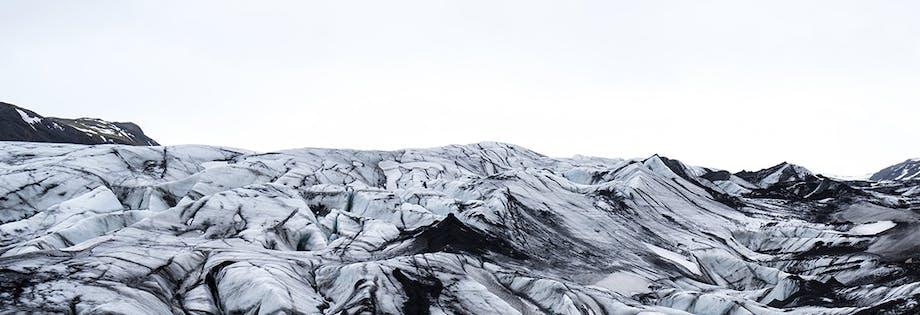 Excursions randonnées sur glacier