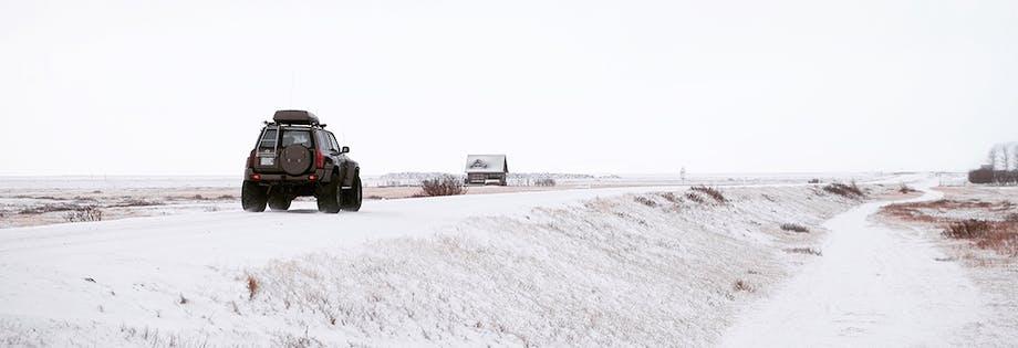 Excursions en Super Jeep