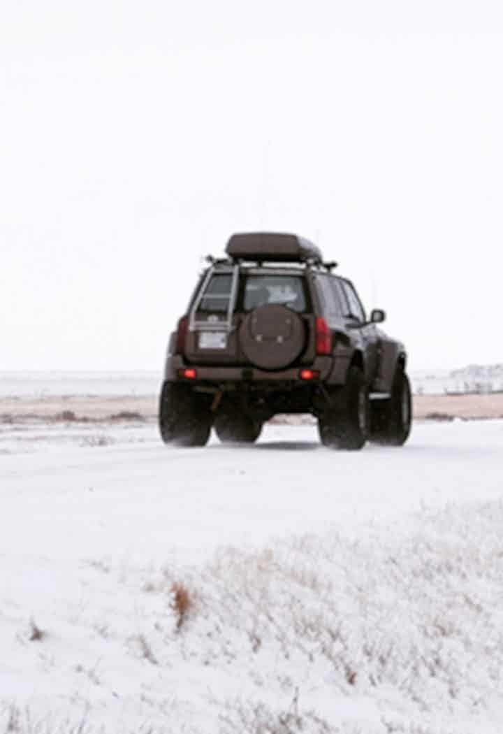 Wycieczki - Super Jeep