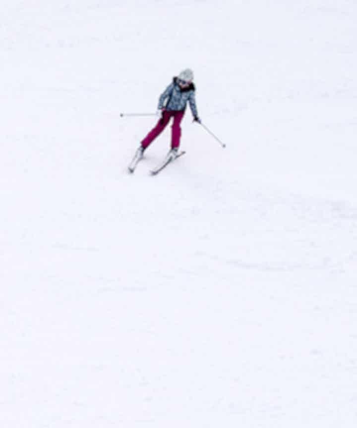 滑雪旅行团