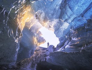 Ice Cave Tours & Lava Trips