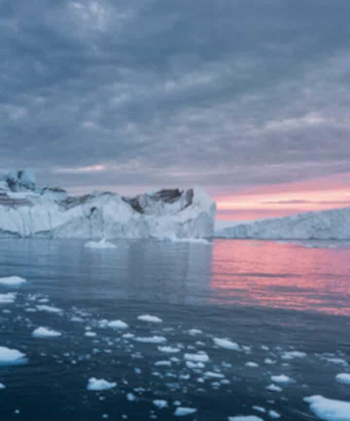冰岛+格陵兰自由行