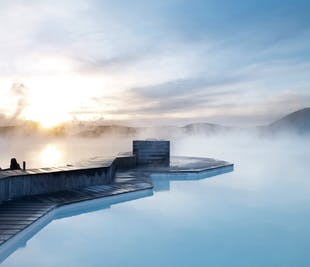 Transfer from Keflavik Airport to the Blue Lagoon