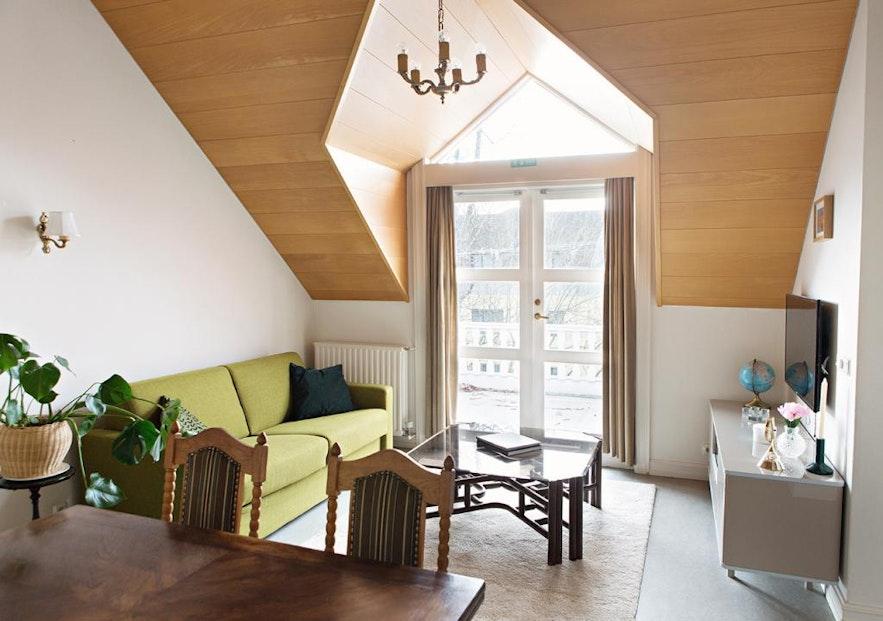 冰島頂樓公寓民宿