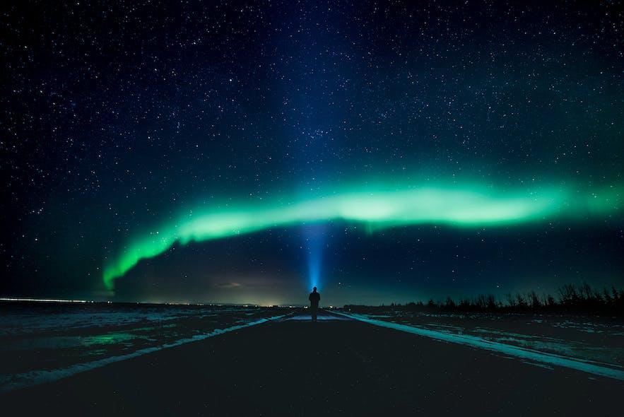 冰島北極光旅行